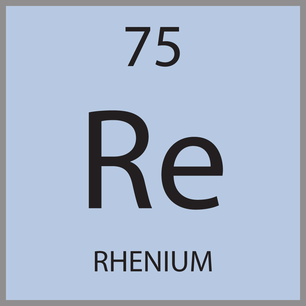 Periodic table rhenium images periodic table images rhenium symbol periodic table gallery periodic table images re element periodic table image collections periodic table gamestrikefo Choice Image
